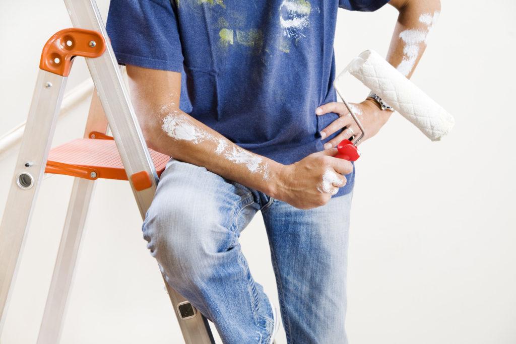 painter, painting, interior, handyman service